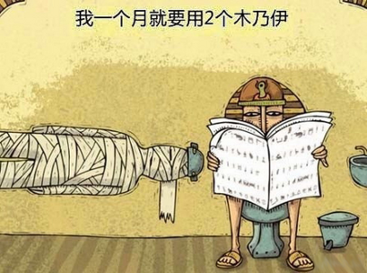 GlyphViewer mummy translation